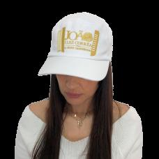 Boné Branco - Modelo 2019