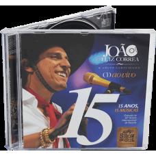 João Luiz Correa 15 Anos (CD)