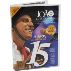 João Luiz Correa 15 Anos (DVD)